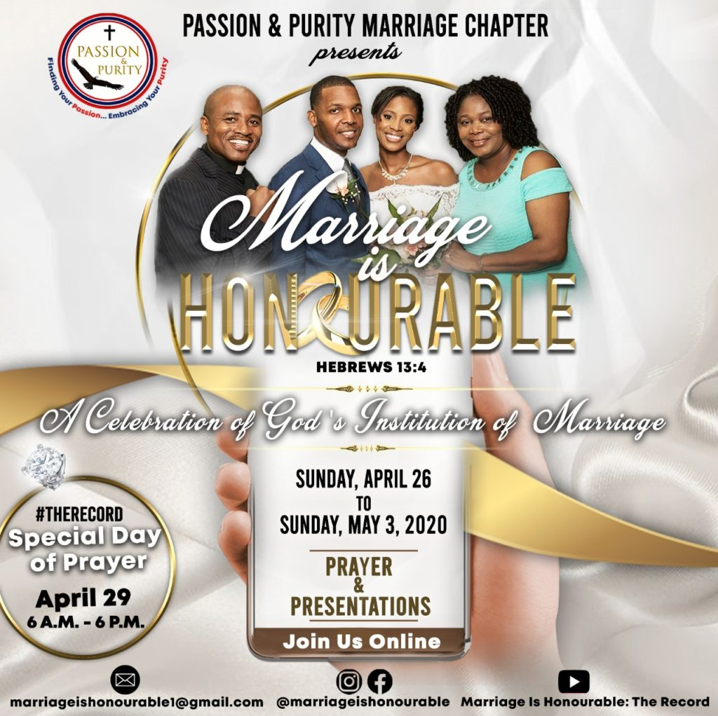 Marriage is Honourable